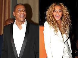 JAY Z AND BEYONCE AT ALL STAR WEEKEND