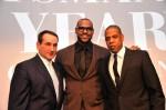 Coach K, Lebron James and Jay Z