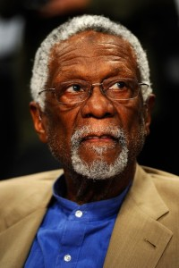 Bill Russell arrested at airport for loaded hand gun